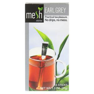 MESH stick Earl Grey Tee