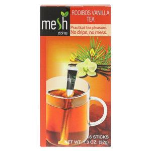 MESH stick Roibusch Tee Vanille