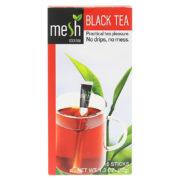 MESH stick schwarzer Tee